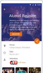alumni database software alumni portal database management