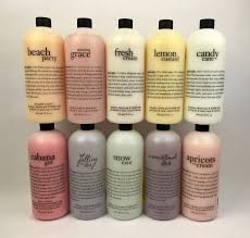 philosophy shower gel 24 buy now about this item philosophy shampoo shower gel bubble bath