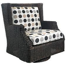 terrace outdoor swivel rocker cushions all weather wicker dcg