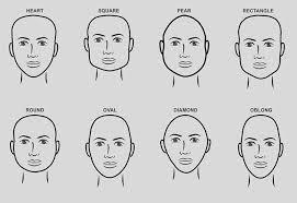 hairstyles for head shapes the best hairstyles for your face shape the trend spotter