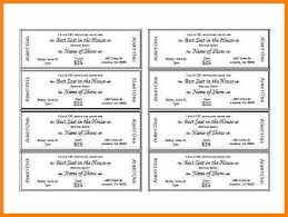 17 ticket templates free sample example format free