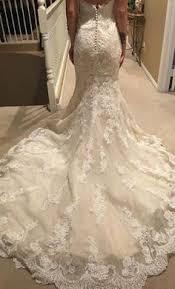 pre owned wedding dresses pronovias princia pre owned wedding dress on sale 48 syreny