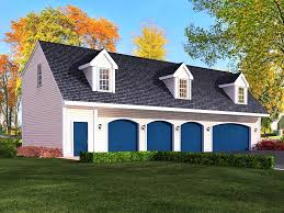 4 car garage traditional garage4 home designs carriage house plans
