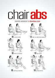Exercise At The Office Desk Desk Chair Exercises Office Chair Exercises For Legs Lqrs Me