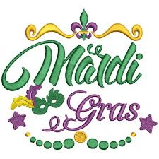mardi gras embroidery designs mardi gras border filled machine embroidery design digitized pattern
