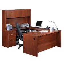 Wooden Office Desk by 2016 New Design Office Desk Ceo Melamine Wooden Office Furniture