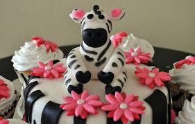 zebra cakes u2013 decoration ideas little birthday cakes