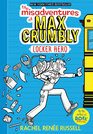 the misadventures of max crumbly 1 book by rachel renée russell