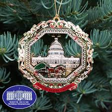 2013 u s capitol carriage ornament