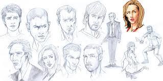 some star sketches by j estacado on deviantart