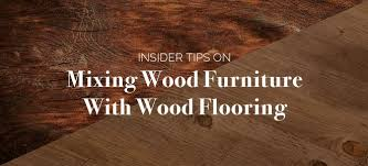 what color wood floor looks with cherry cabinets tips for mixing wood furniture with wood flooring amish