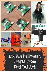 Childrens Halloween Craft Ideas - six wonderful halloween craft ideas for you to get your teeth into