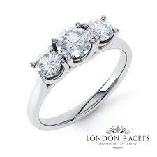 engagement rings london diamanda platinum diamond engagement ring diamond and gemstone