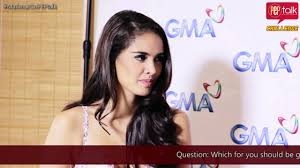 peptalk megan young answers