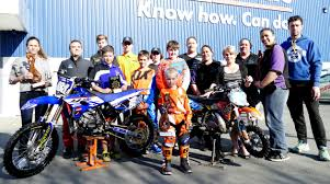 motocross drag racing motocross riders race for charities nelson weekly