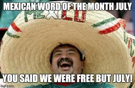 Meme Word - mexican word of the day imgflip