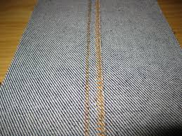Upholstery Stitch Types Flat Felled Seam And 2 Alternatives 6 Steps With Pictures
