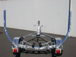 boat trailer guides with lights voyager boat trailers for sale nz ph 078493158