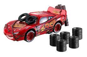 amazon disney cars daredevil mcqueen vehicle toys u0026 games