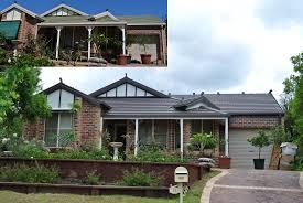 splatter up old glazed terracotta tile roof restoration