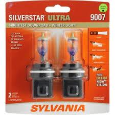 2007 toyota tundra fog light bulb size silverstar ultra headlight 9007su 2 read reviews on silverstar