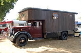 Classic Ford Truck Frames - vintage truck based camper trailers from oldtrailer com