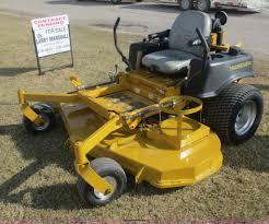 2006 hustler super z lawn mower item ak9688 sold march