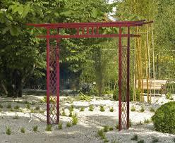 torii japanese rose arch torii summer japanese landscape
