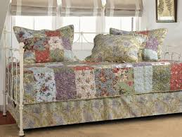 bed u0026 bedding blooming prairie 5 piece daybed comforter sets for
