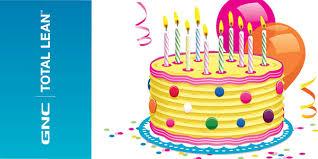 vanilla birthday cake added gnc u0027s total lean powder bar