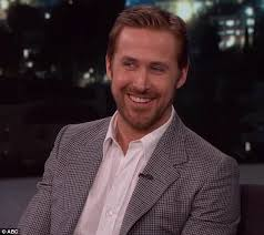 ryan gosling promotes new movie the nice guys on jimmy kimmel live