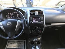 nissan versa 2017 interior used 2016 nissan versa note sv hatchback 10 890 00