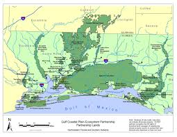 Panhandle Florida Map by Exploring Florida U0027s Wild Northwest With The Fl Wildlife Corridor