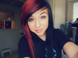 red and black hair red and black hair jpg 1280 960 hair