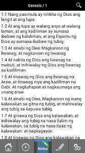 bibliya tagalog bible libre android apps google play
