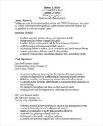 It Business Analyst Job Description Resume by 35 Simple It Resume Templates Free U0026 Premium Templates