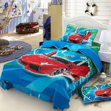 cars bedroom set race cars kids boys cartoon baby bedding set children twin size