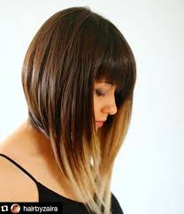 when were doughnut hairstyles inverted 21 totally chic short bob haircuts hairstyles with bangs ombre