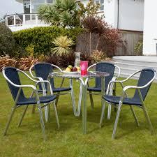 Aluminium Patio Furniture Sets Outdoor Patio Tables On Sale 5 Piece Garden Furniture Set