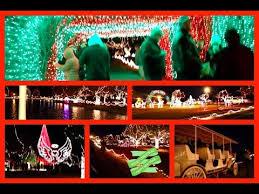 Chickasha Lights Christmas Festival Of Light Chickasha Oklahoma 2016 Part 2