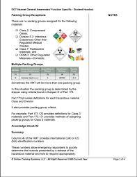 49 cfr hazardous materials table online dot hazmat hmt training using the hazmat table hazmatstudent