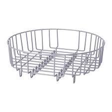 ATLANT Dish Drainerrinsing Basket Silvercolour  Cm IKEA - Kitchen sink plate drainer