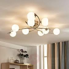 Wohnzimmerlampe Anklemmen Extravagante Deckenlampe Muriel Lampenwelt At