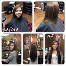 22 inch hair extensions before and after short2long hair extensions tape in method and 22 inches long