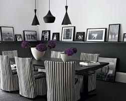 decorating ideas impressive purple velvet tufted dining chairs
