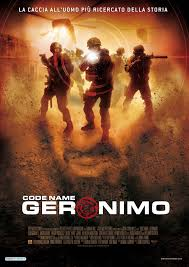 Code Name Geronimo en streaming