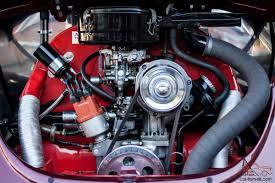 volkswagen beetle engine 1969 volkswagen beetle rare 1500 full restoration tax exempt ruby