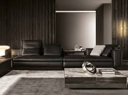 Leather Furniture 10 Italian Leather Sofas And Their Versatile Designs
