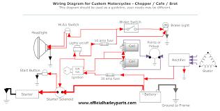 harley davidson wiring diagrams and schematics