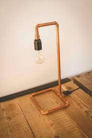 floor ls made in usa copper tubing lights ideas home pinterest copper tubing